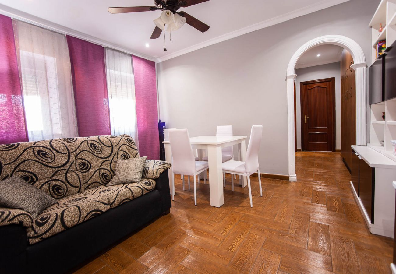 Apartment in Cádiz - Apartment of 2 bedrooms to 0 m beach