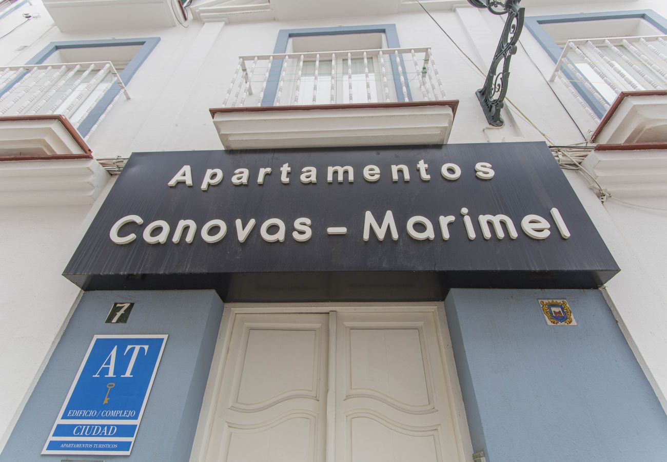 Apartment in Nerja - Apartment with air-conditioned to600 mbeach