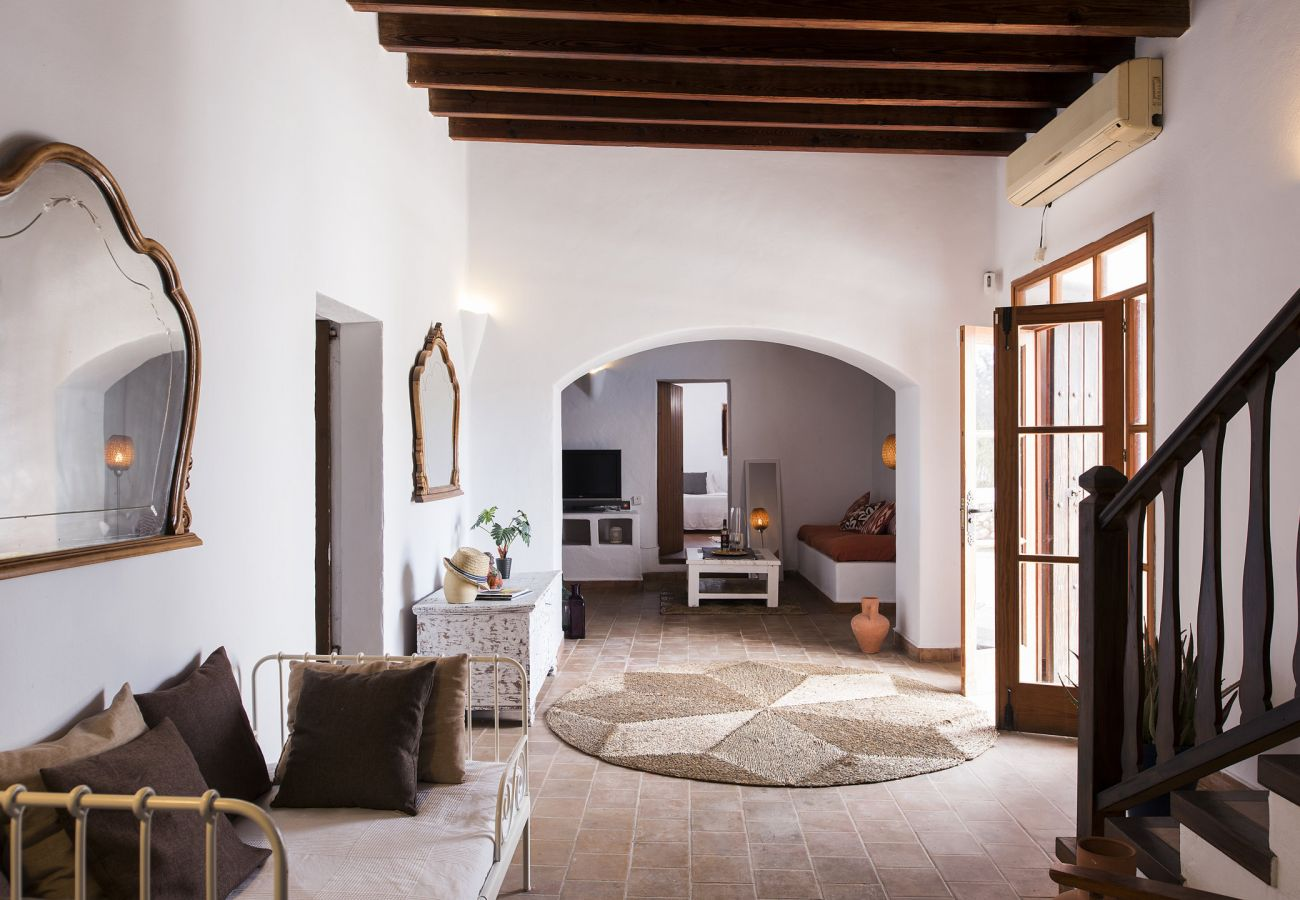 Country house in Ibiza / Eivissa - Country house of 5 bedrooms in Ibiza