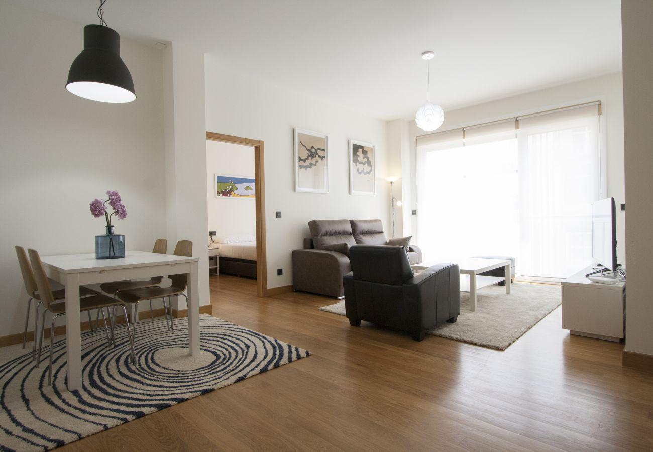 Apartment in San Sebastián - Apartment for 4 people in San Sebastián