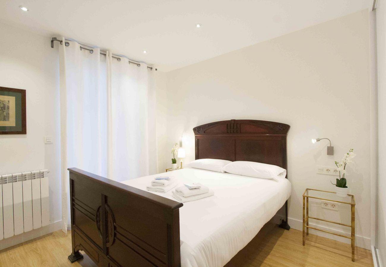 Apartment in San Sebastián - Apartment of 4 bedrooms to200 mbeach