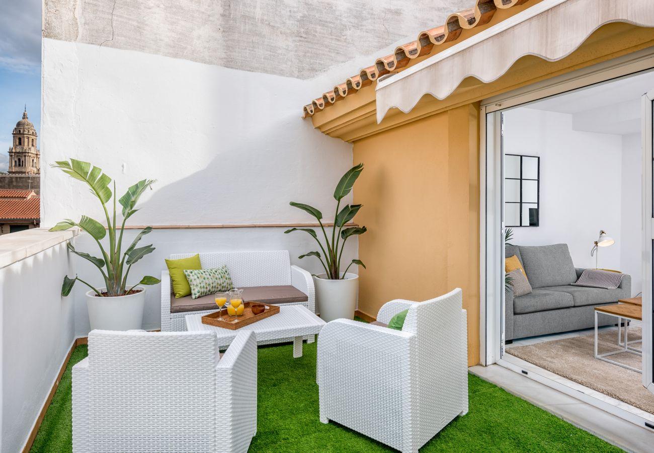 Apartment in Málaga - iloftmalaga Puerta del Mar VII