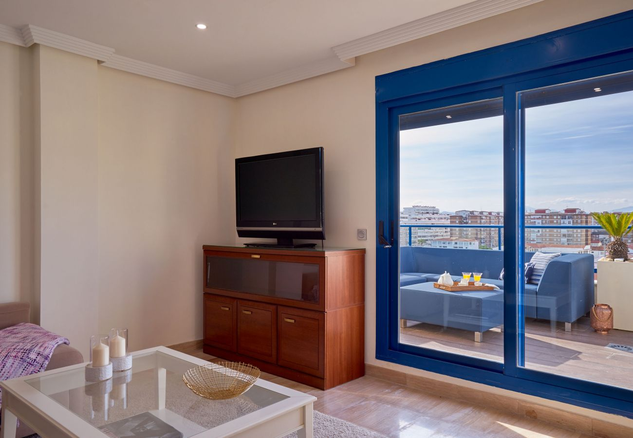 Apartment in Málaga - iloftmalaga Pacifico 19 C