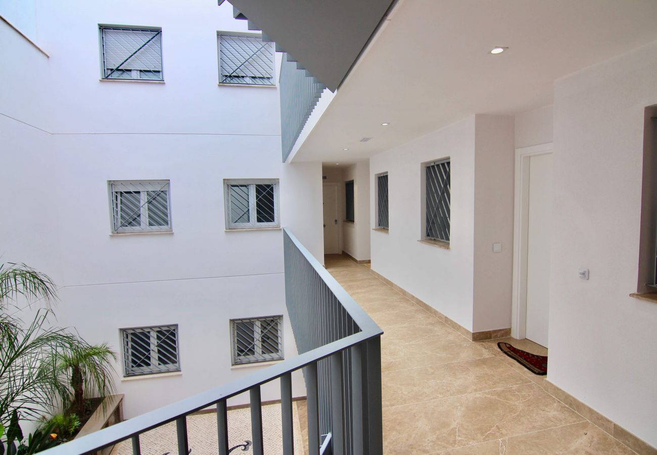 House in Cádiz - House with air-conditioned to800 mbeach