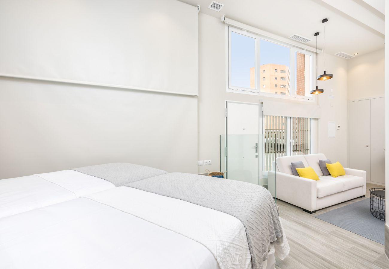 Apartment in Málaga - iloftmalaga Estación Central X