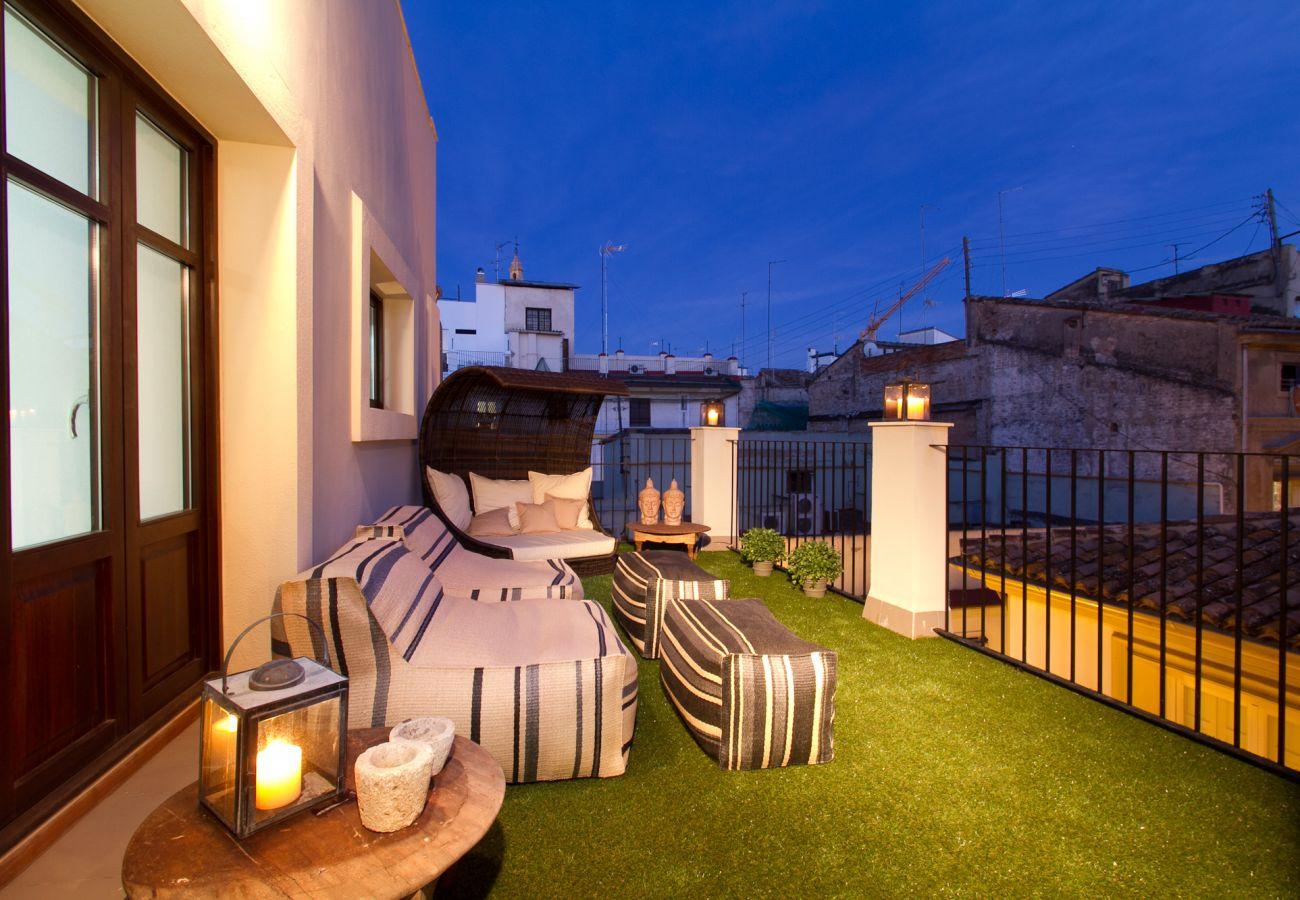 Apartment in Valencia / València - Apartment with air-conditioned in Valencia