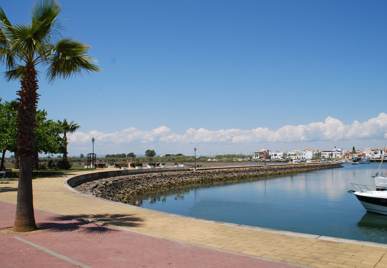 Apartment in Punta del Moral - Apartment for 5 people to 150 m beach