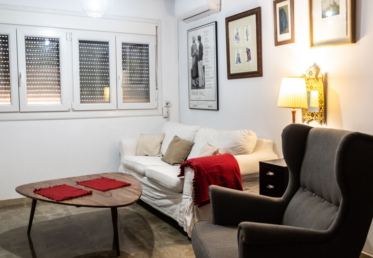 Apartment in Cádiz - Apartment for 6 people to200 mbeach