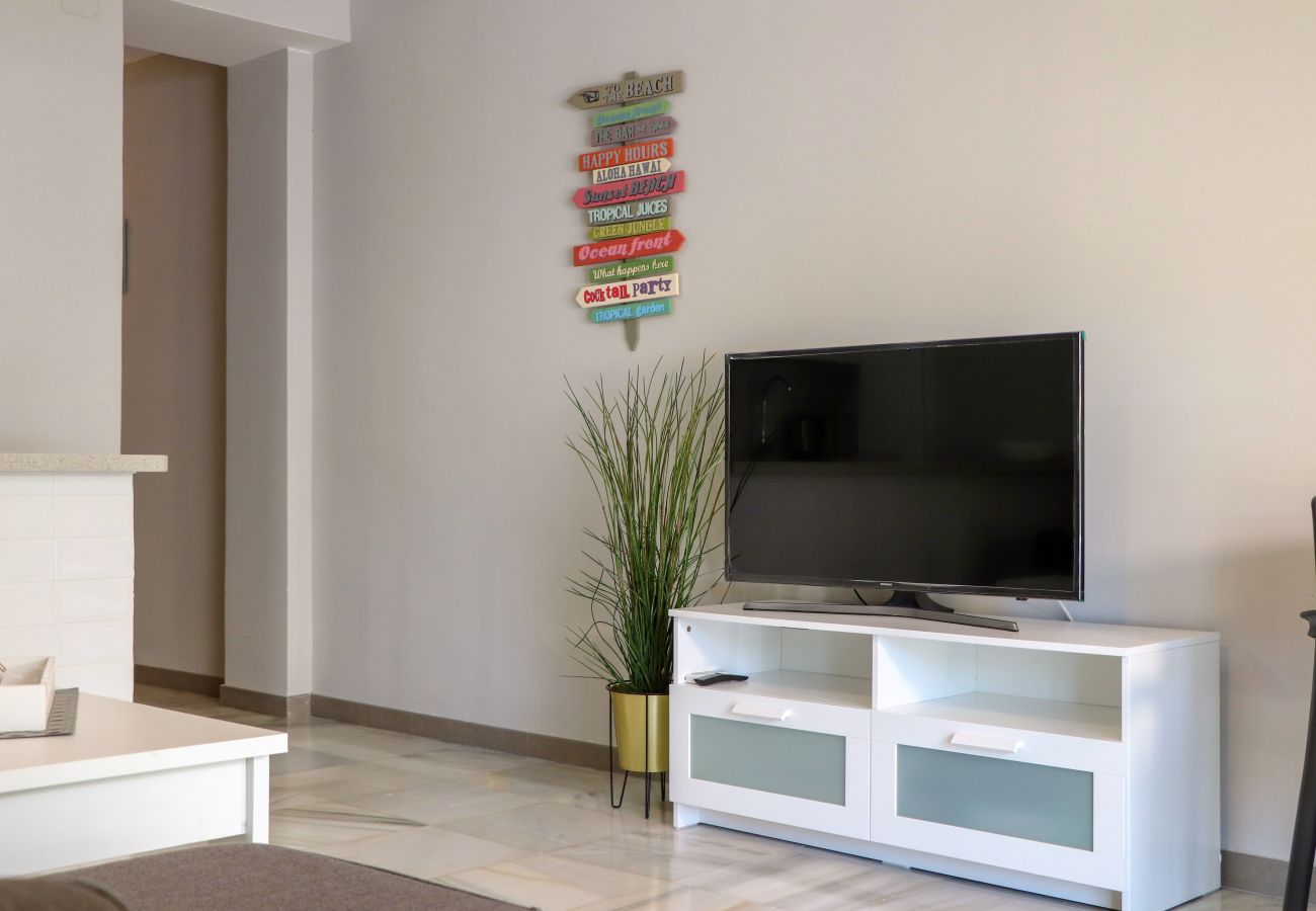 Apartment in Nerja - Apartment of 1 bedrooms to 50 m beach