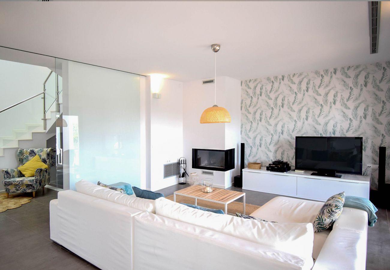 Villa in Ibiza / Eivissa - Villa for 10 people in Ibiza