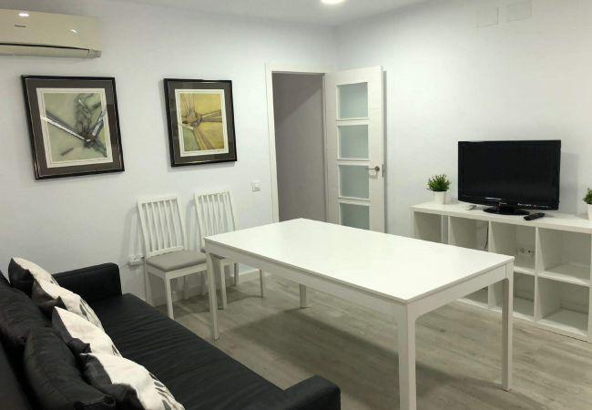 Apartment in Cádiz - A (C.FLD9) Vistas al mar (LADREDA)