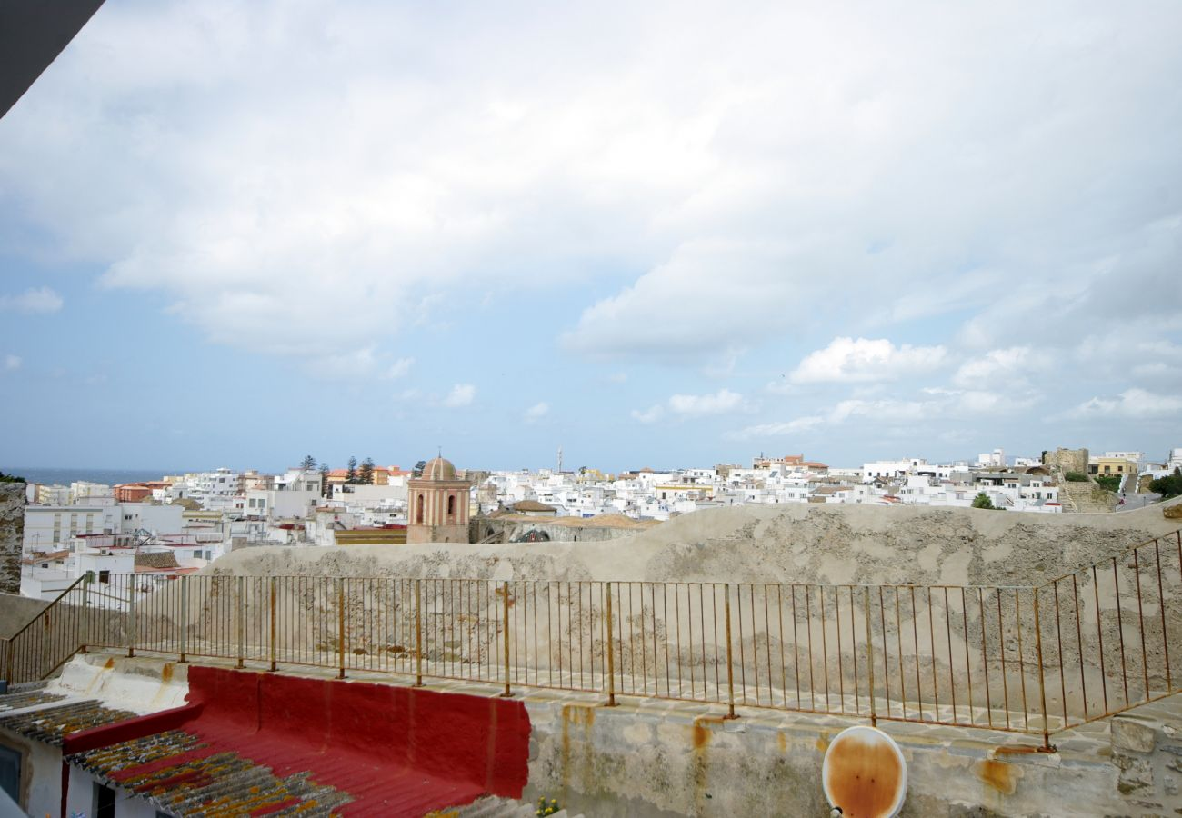Apartment in Tarifa - Apartment with air-conditioned to 500 m beach