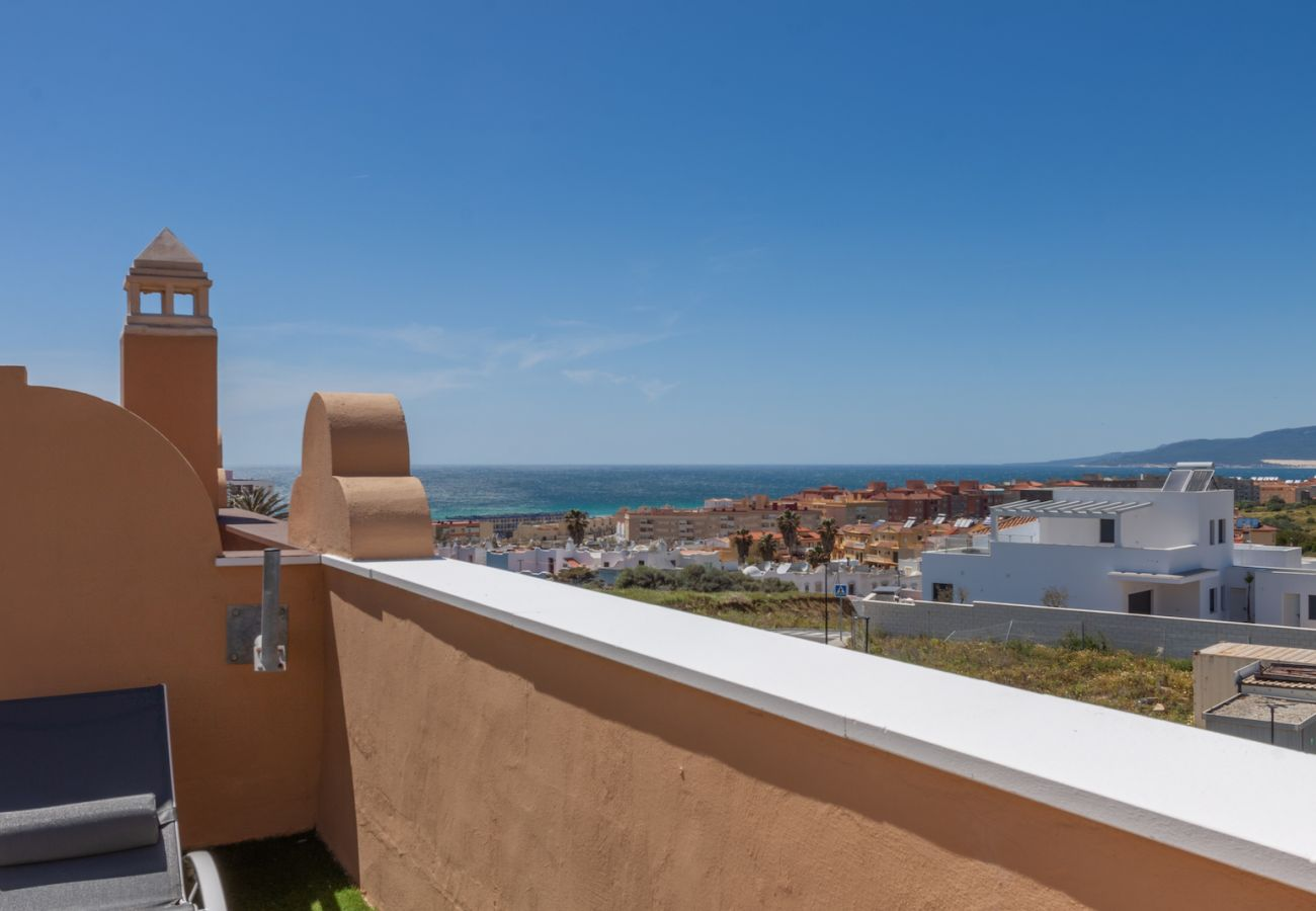 Townhouse in Tarifa - Townhouse of 3 bedrooms to 800 m beach