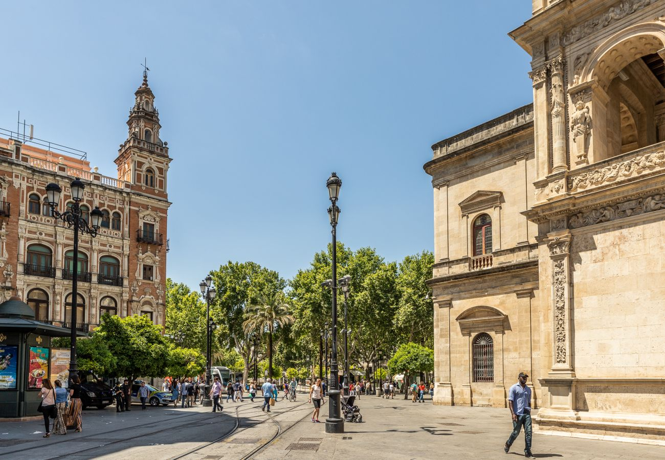 Studio in Seville - Studio for 3 people in Sevilla
