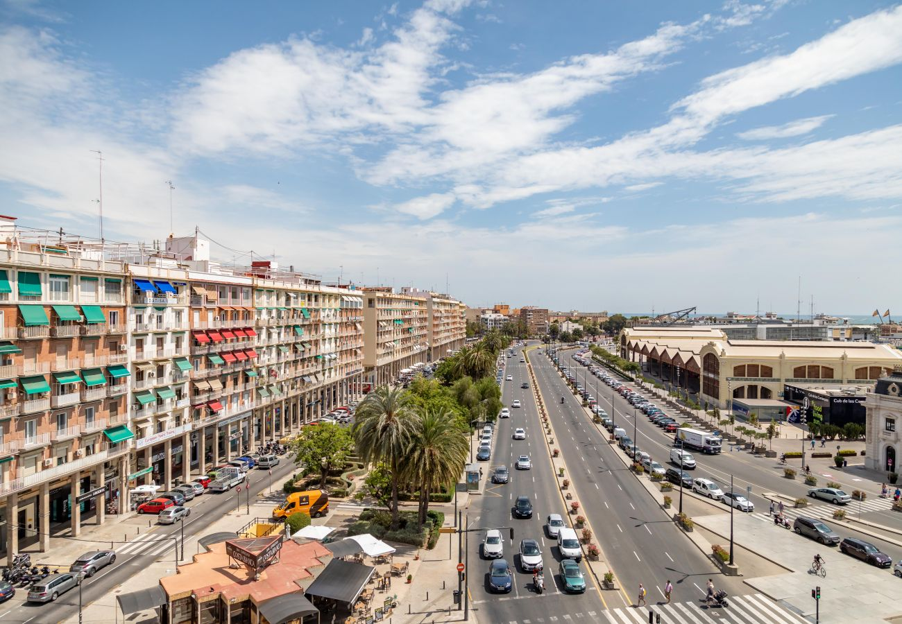 Apartment in Valencia / València - TH Port Valencia 1