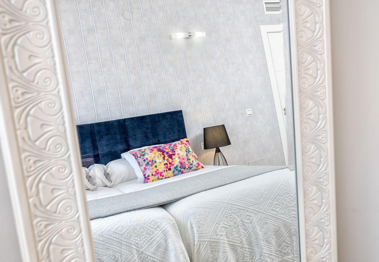 Apartment in Málaga - iloftmalaga Ático Plaza de las Flores