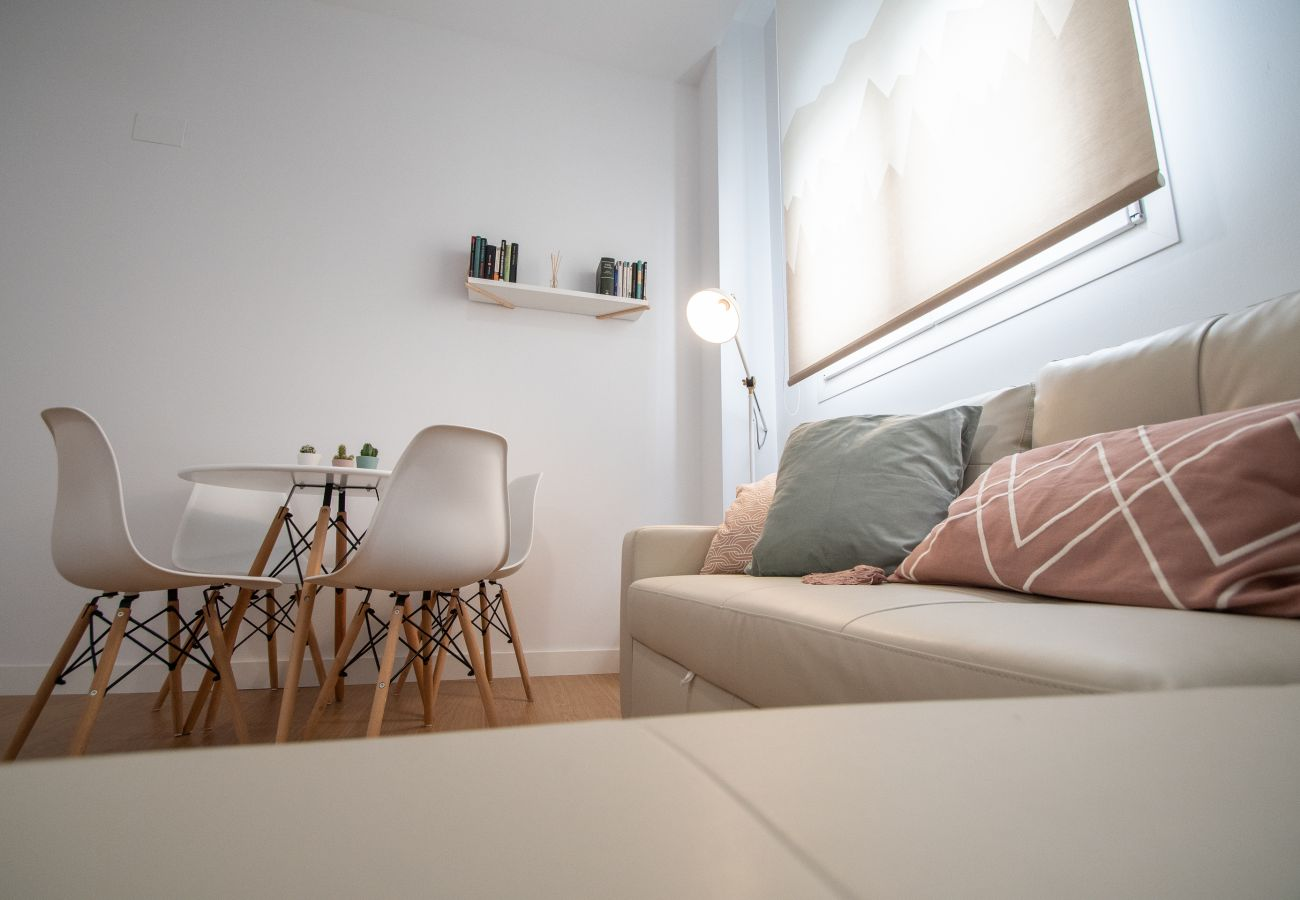 Apartment in Cádiz - Apartment with air-conditioned to500 mbeach