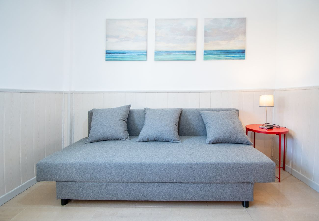 Apartment in Cádiz - Apartment with air-conditioned to200 mbeach