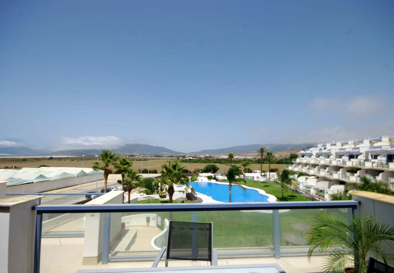 Apartment in Tarifa - Apartment of 2 bedrooms to100 mbeach