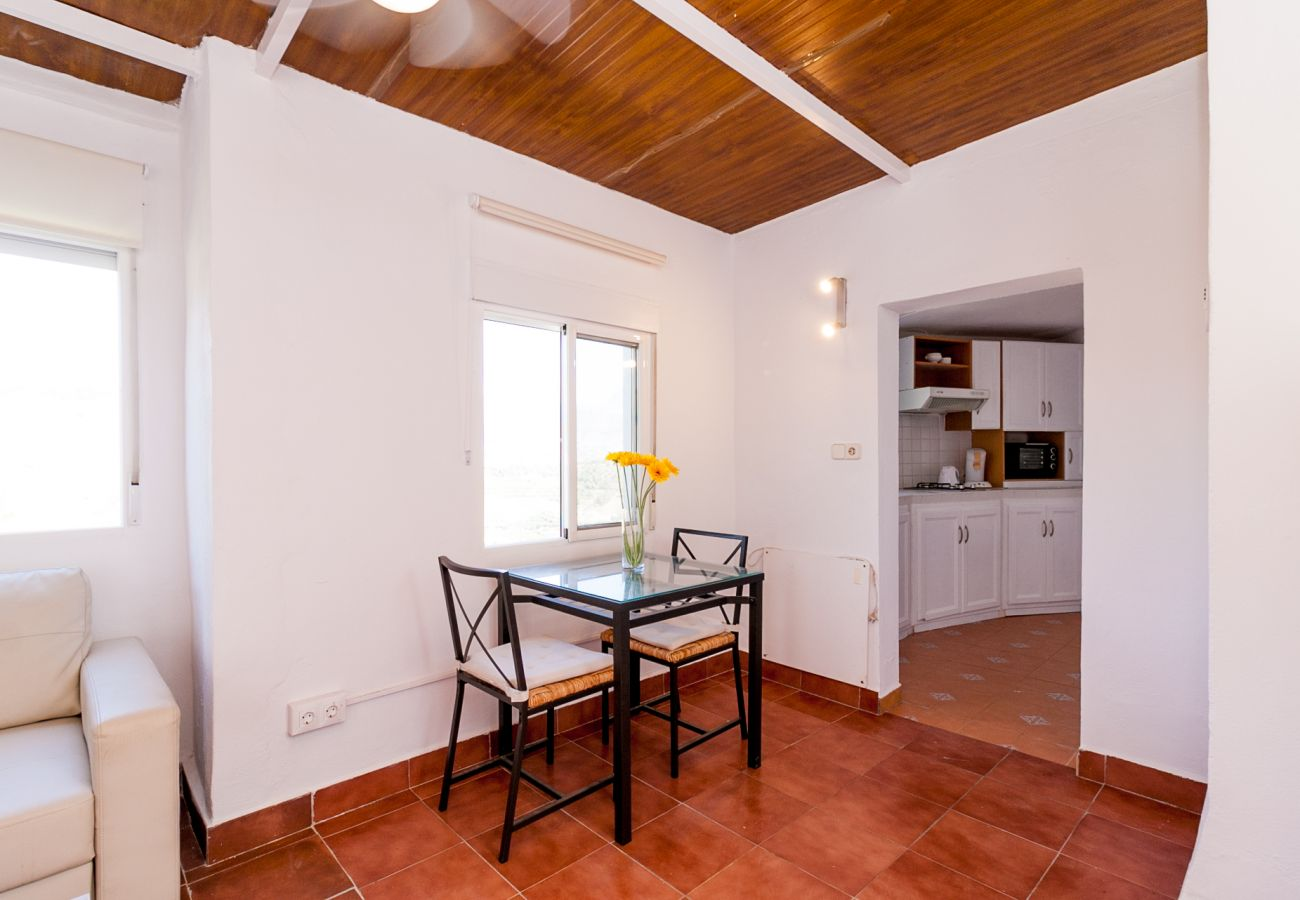 Cottage in Nerja - Cottage for 4 people to 2 km beach