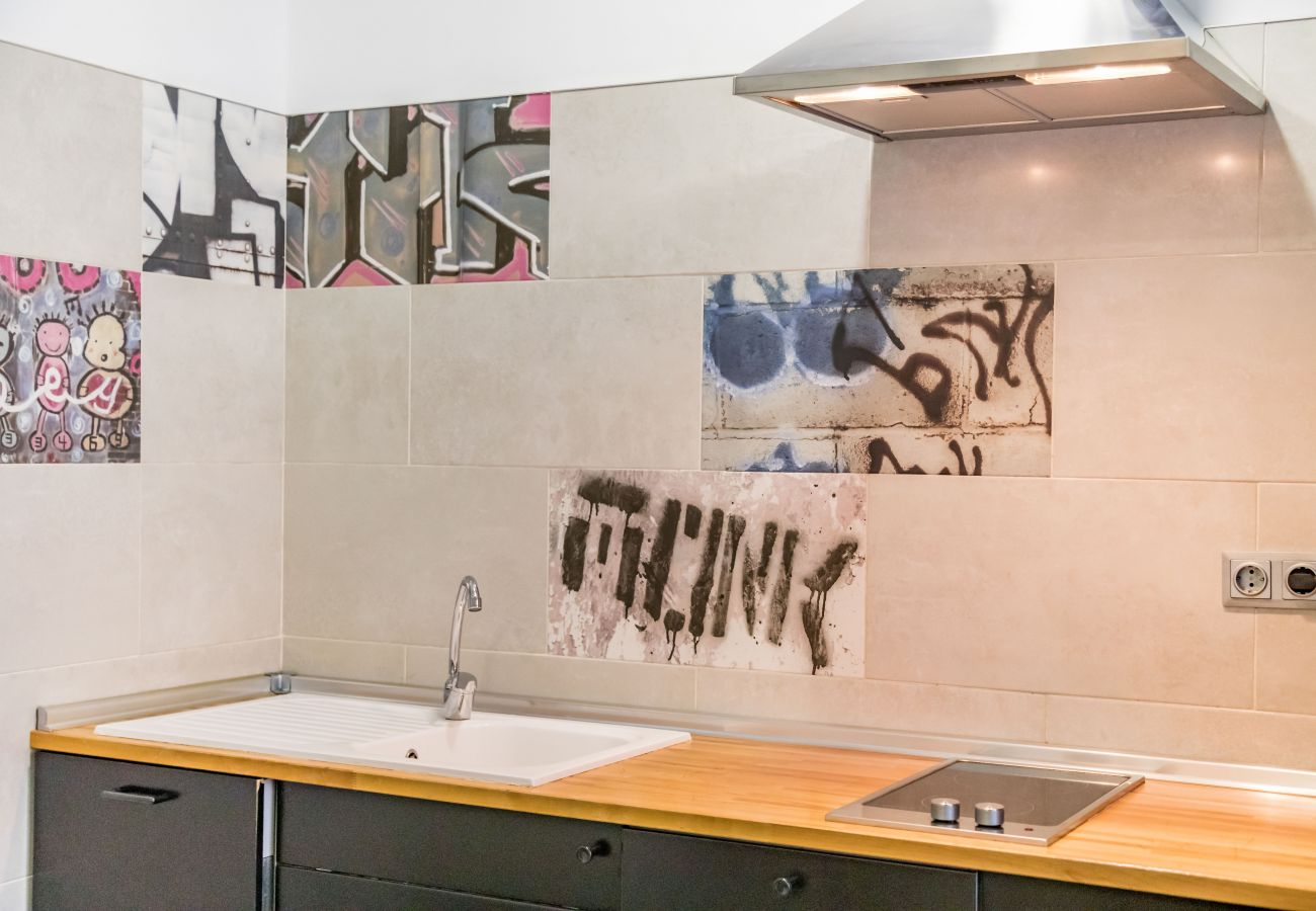Apartment in Valencia / València - TH Marítim 4-2