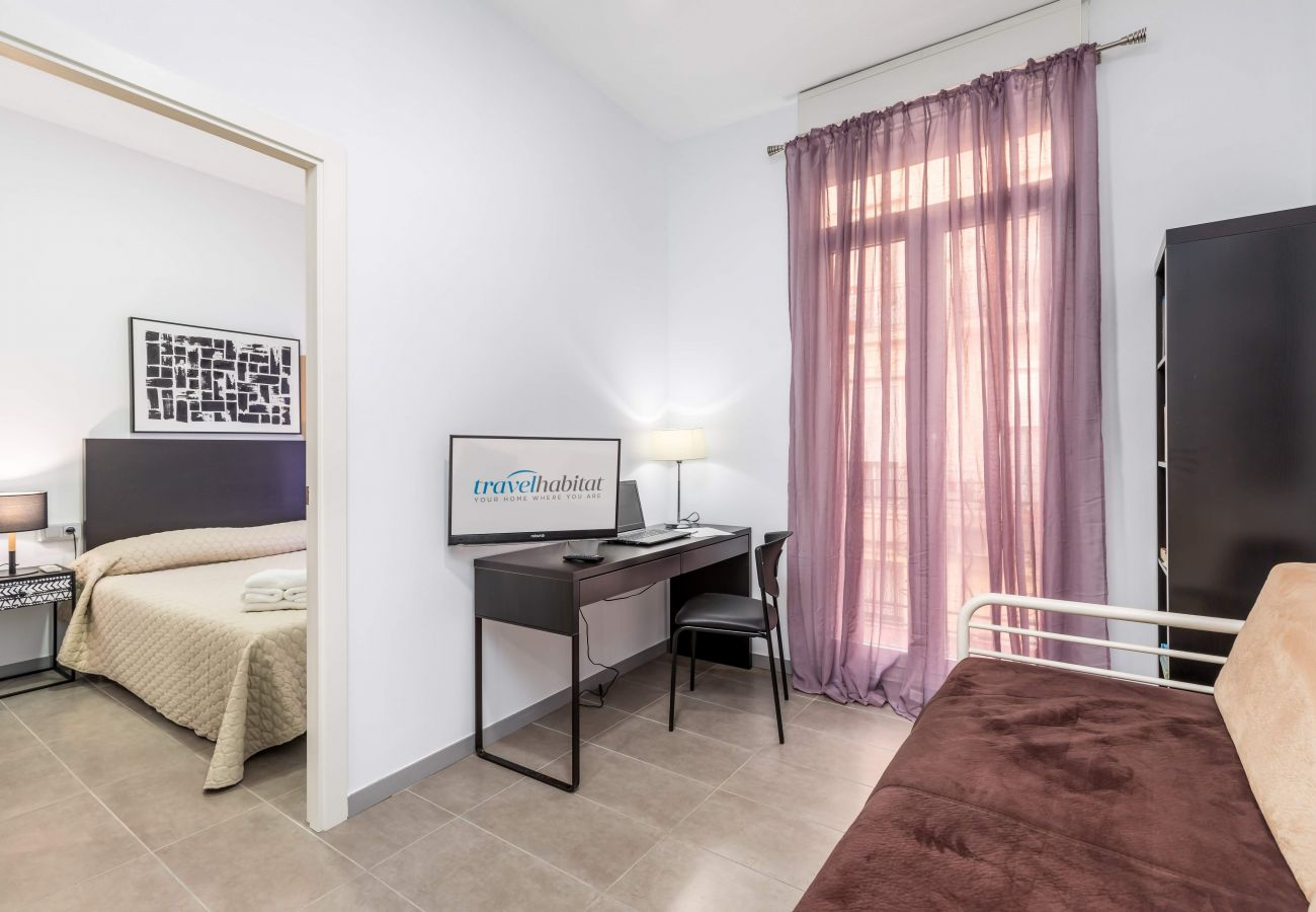 Apartment in Valencia / València - TH Marítim 4-3