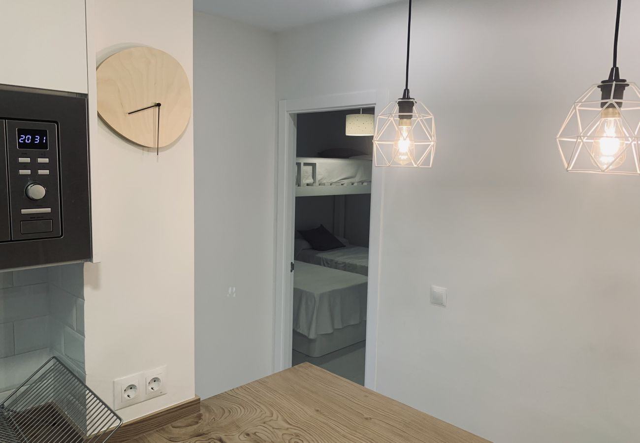 Apartment in Cádiz - Apartment for 5 people to 50 m beach