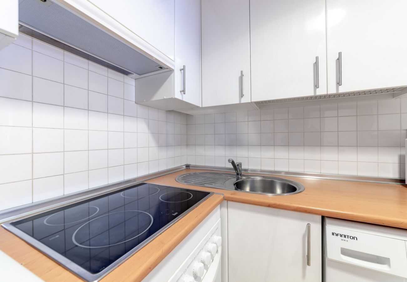 Apartment in Punta Umbria - Apartment with swimmingpool to150 mbeach