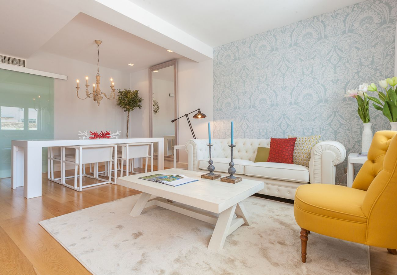 Apartment in Málaga - iloftmalaga Premium Calle Nueva 5D, Jacuzzi y terraza privada