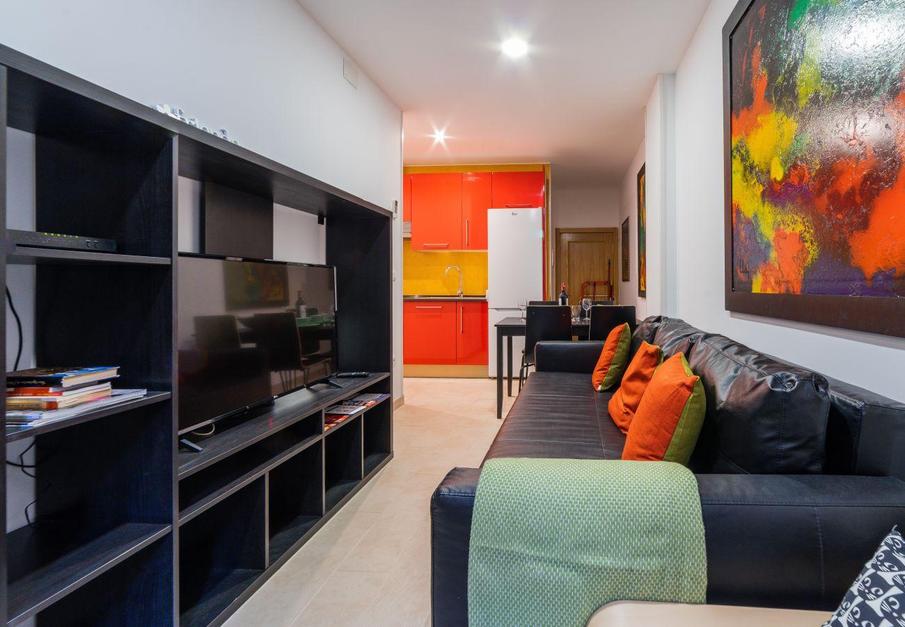 Apartment in Madrid - LUXE Madrid Norte Real Madrid Stadium M (HGA5B)