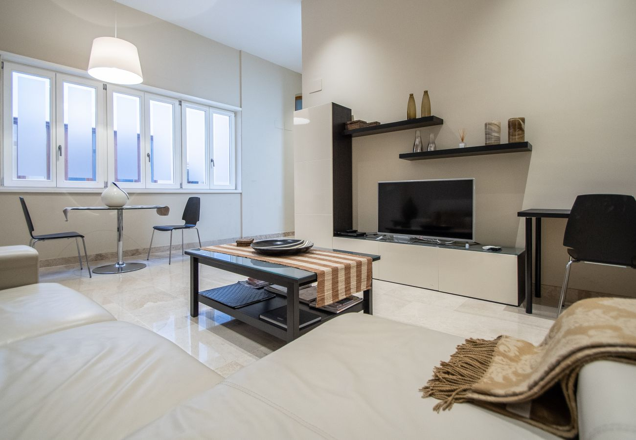 Apartment in Cádiz - Apartment of 1 bedrooms to 500 m beach