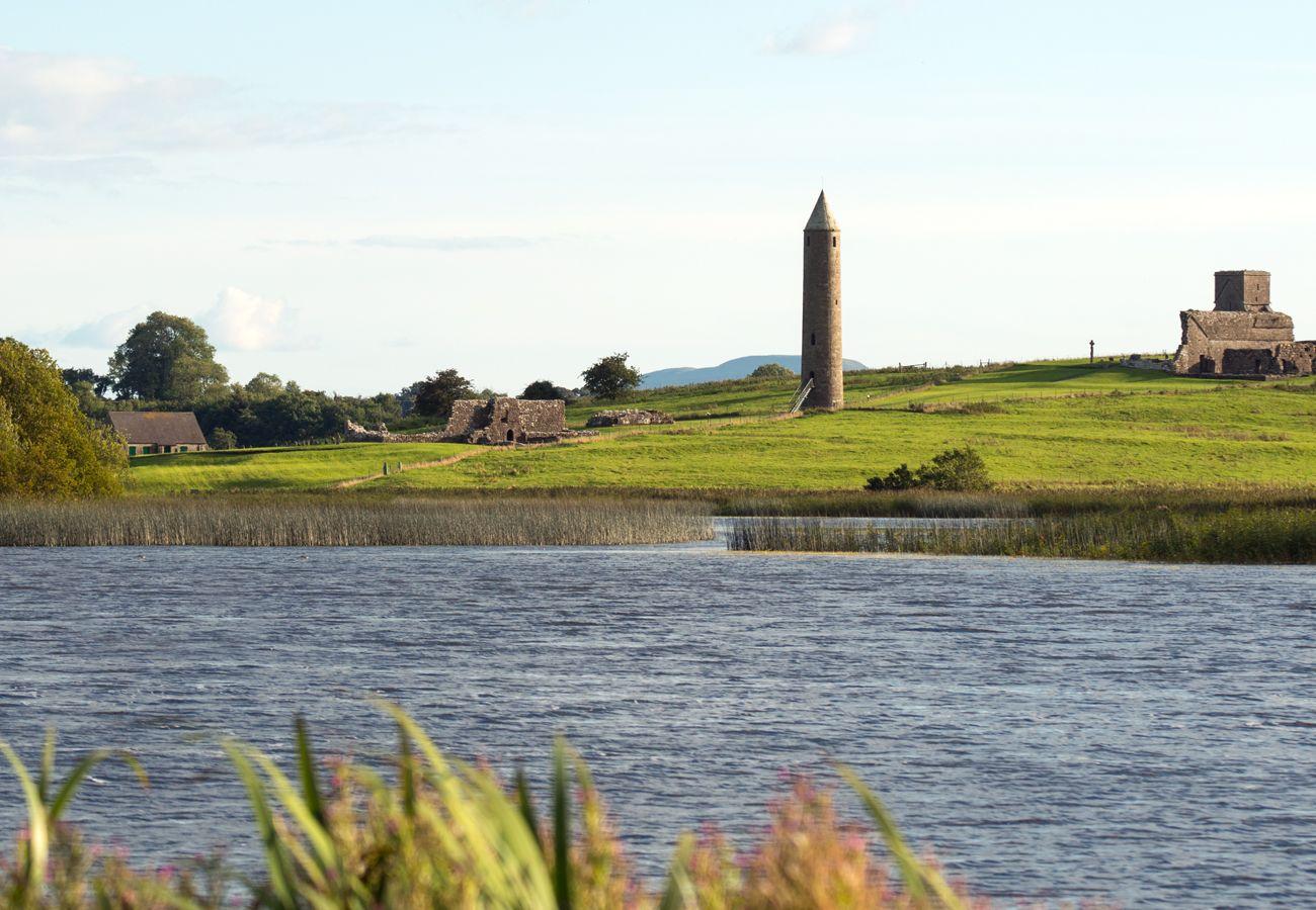 Devenish Island Lower Lough Erne Boating Holiday Fermanagh Northern Ireland