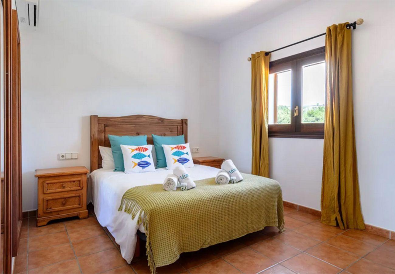 Villa in Ibiza / Eivissa - Villa for 8 people in Ibiza