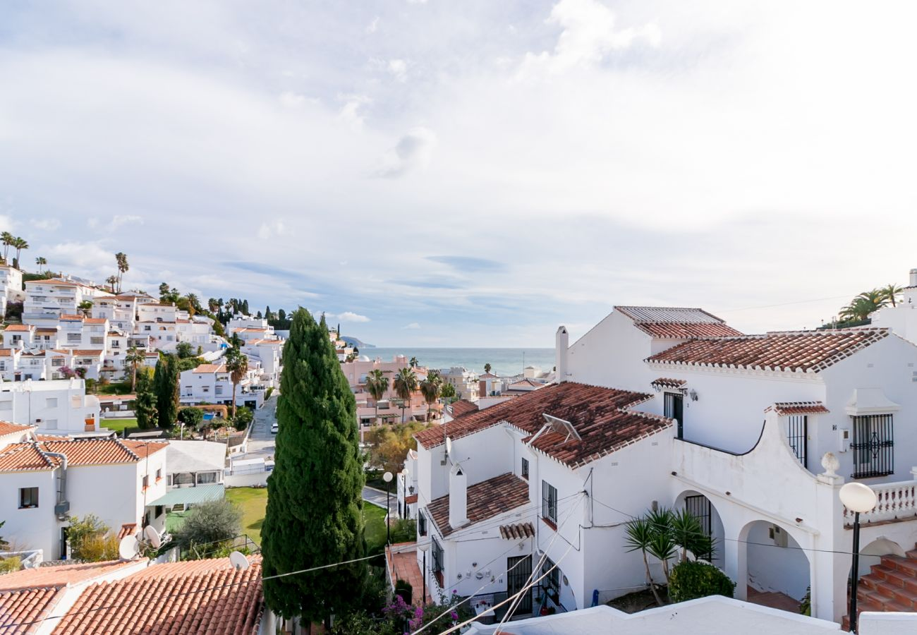Apartment in Nerja - Apartment of 1 bedrooms to 200 m beach