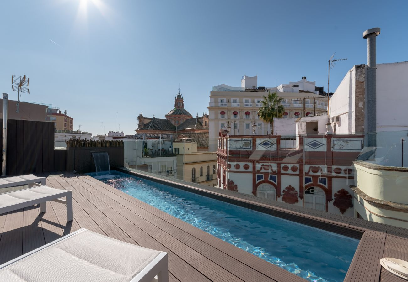 Apartment in Seville - Apartment of 1 bedrooms in Sevilla
