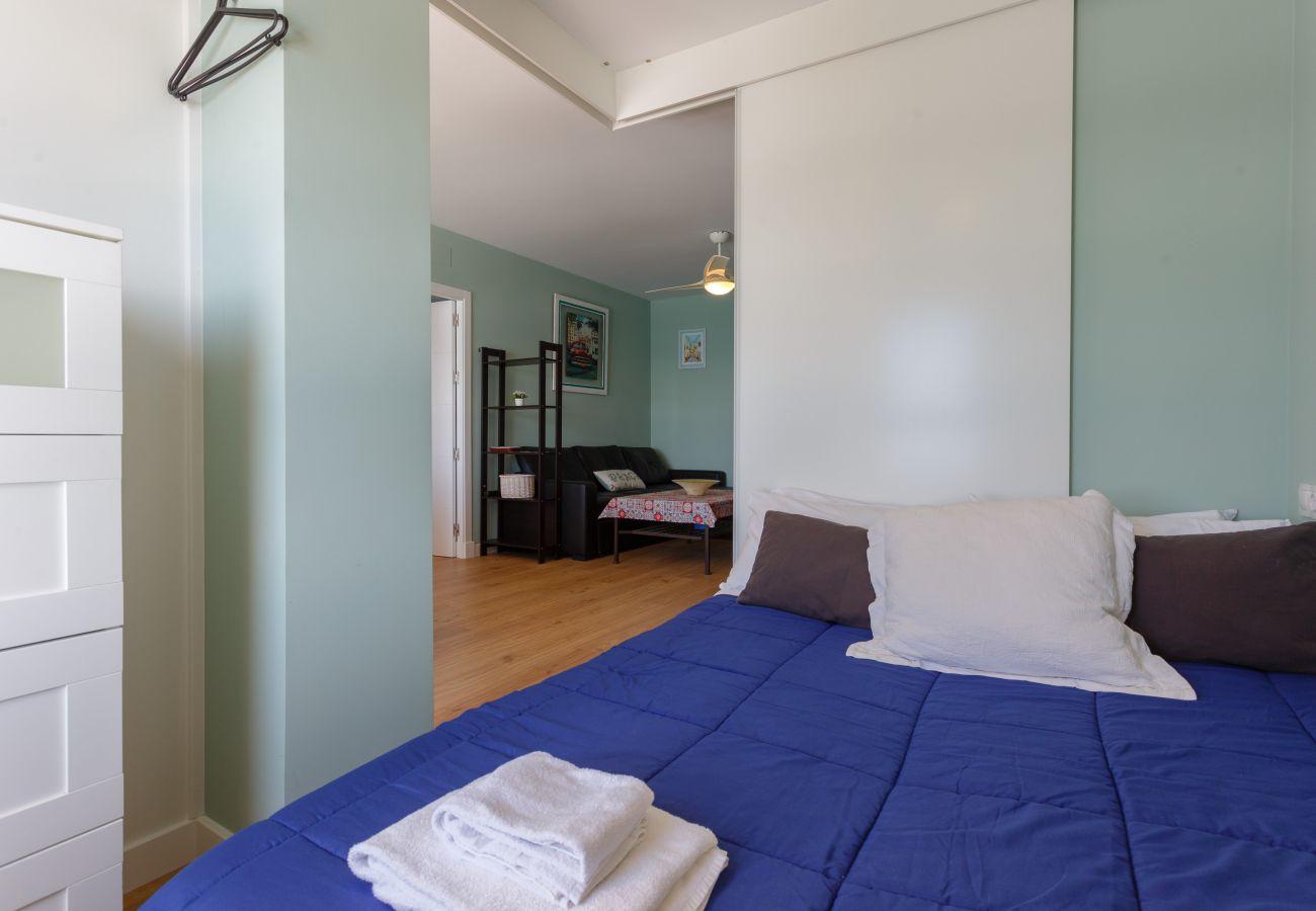 Apartment in Cádiz - Apartment with air-conditioned in Cádiz