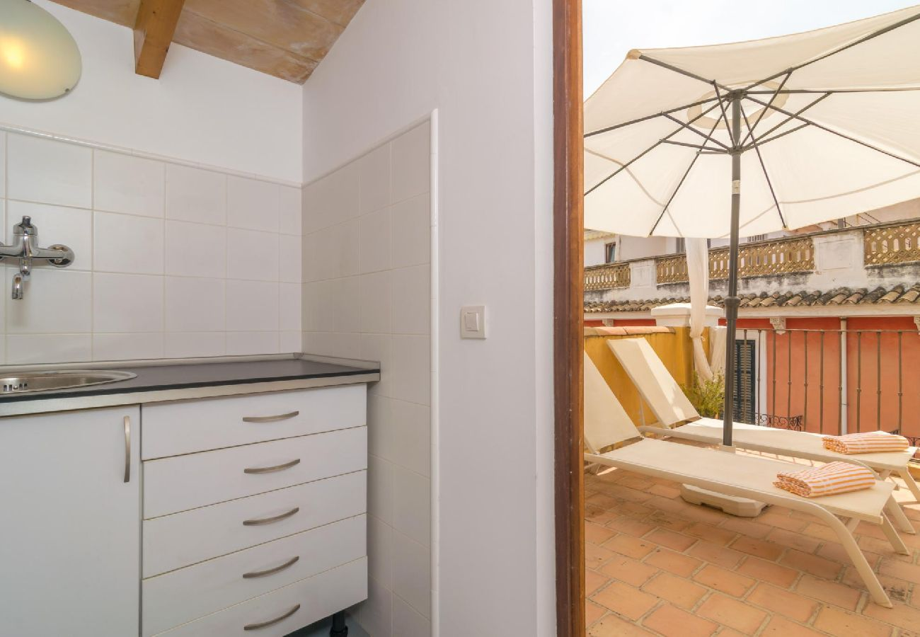 House in Palma de Mallorca - House with air-conditioned to1 kmbeach