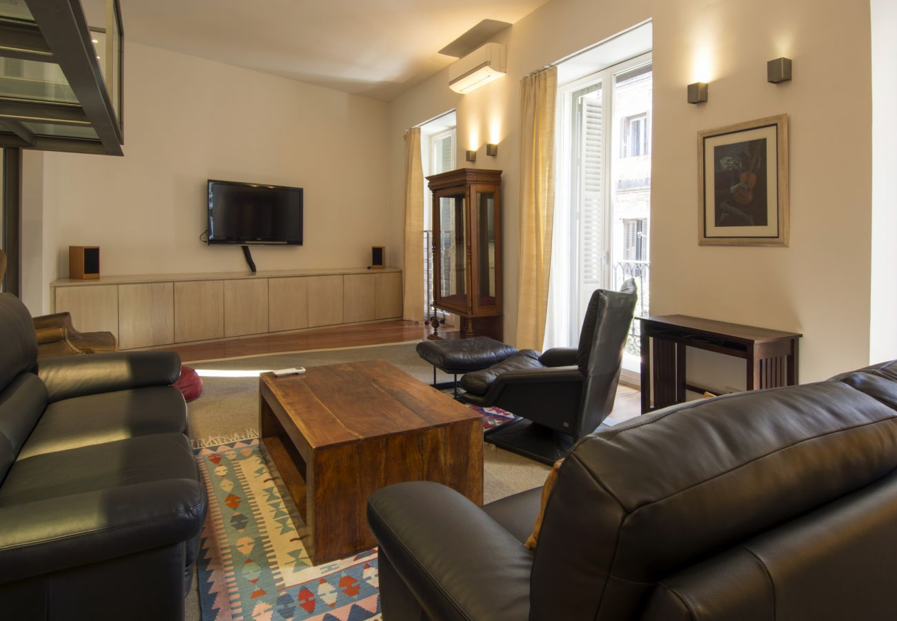 Apartment in Madrid - Luxury Apartment - Madrid City Center- Newyorker Flat