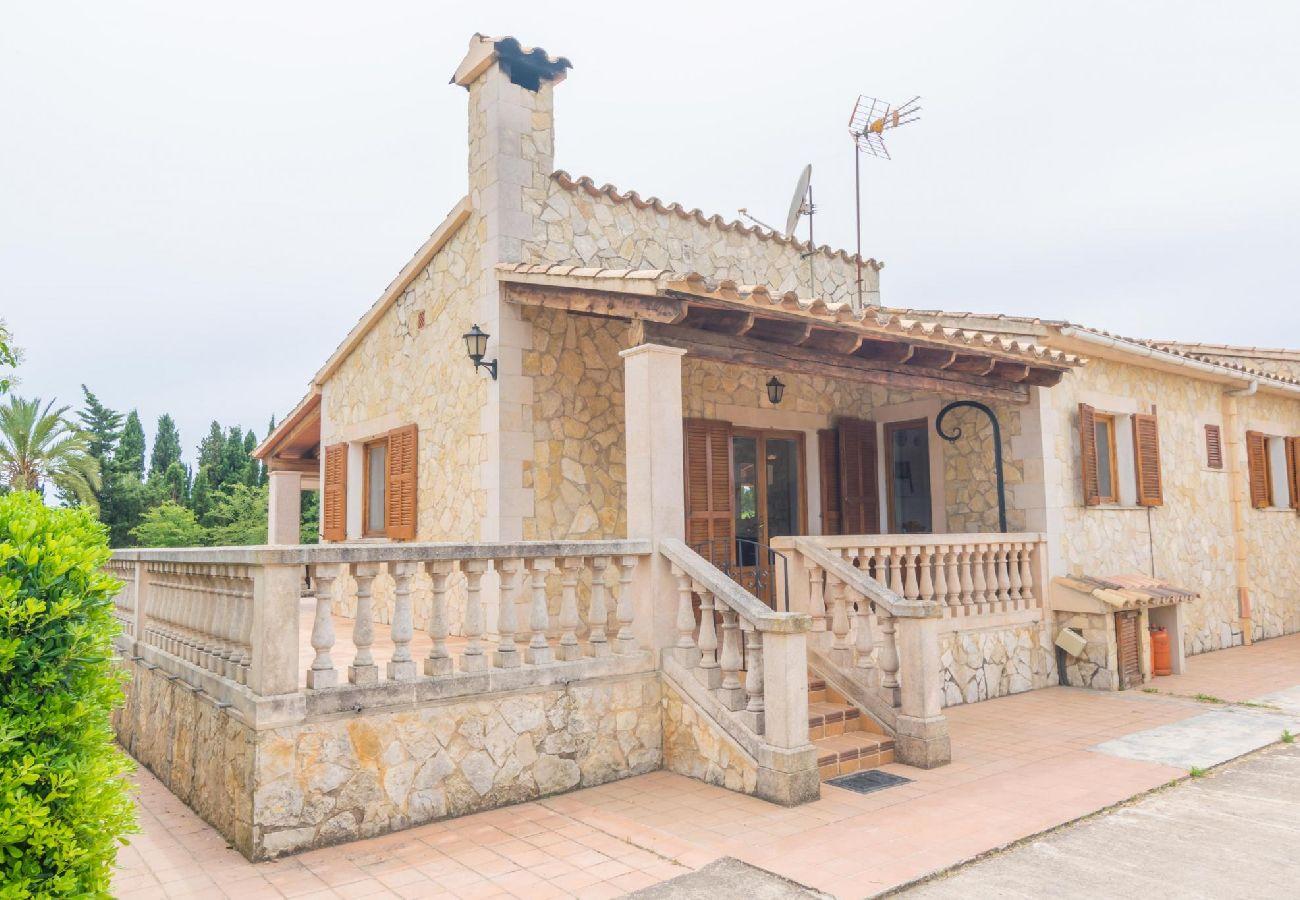 Villa in Palma de Mallorca - Villa of 3 bedrooms in Palma de Mallorca