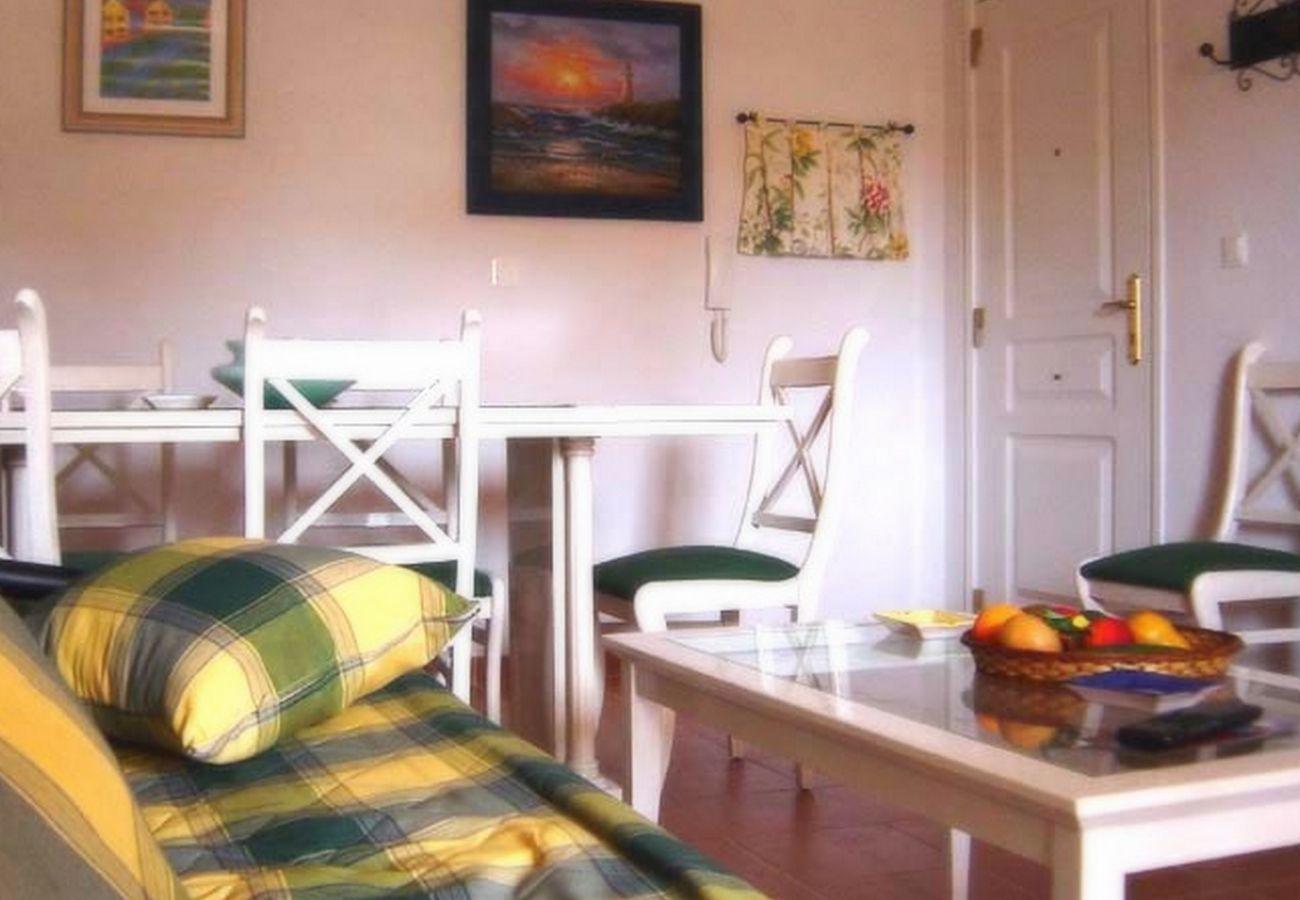 Appartement à Zahara de los atunes - Appartement avec piscine à800 mde la plage