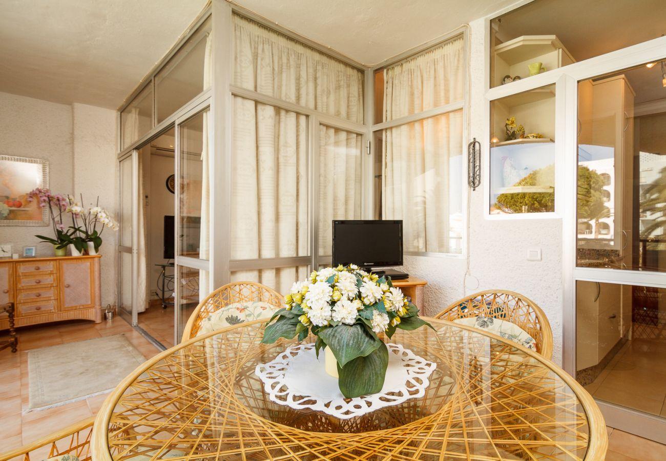 Appartement à Nerja - Appartement avec piscine à300 mde la plage