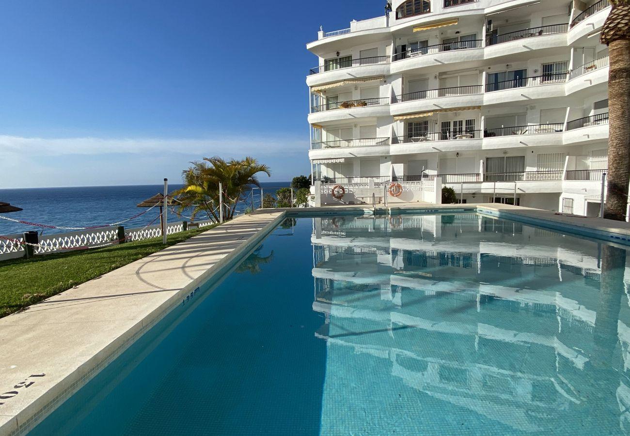 Appartement à Nerja - Appartement pour 4 personnes à50 mde la plage