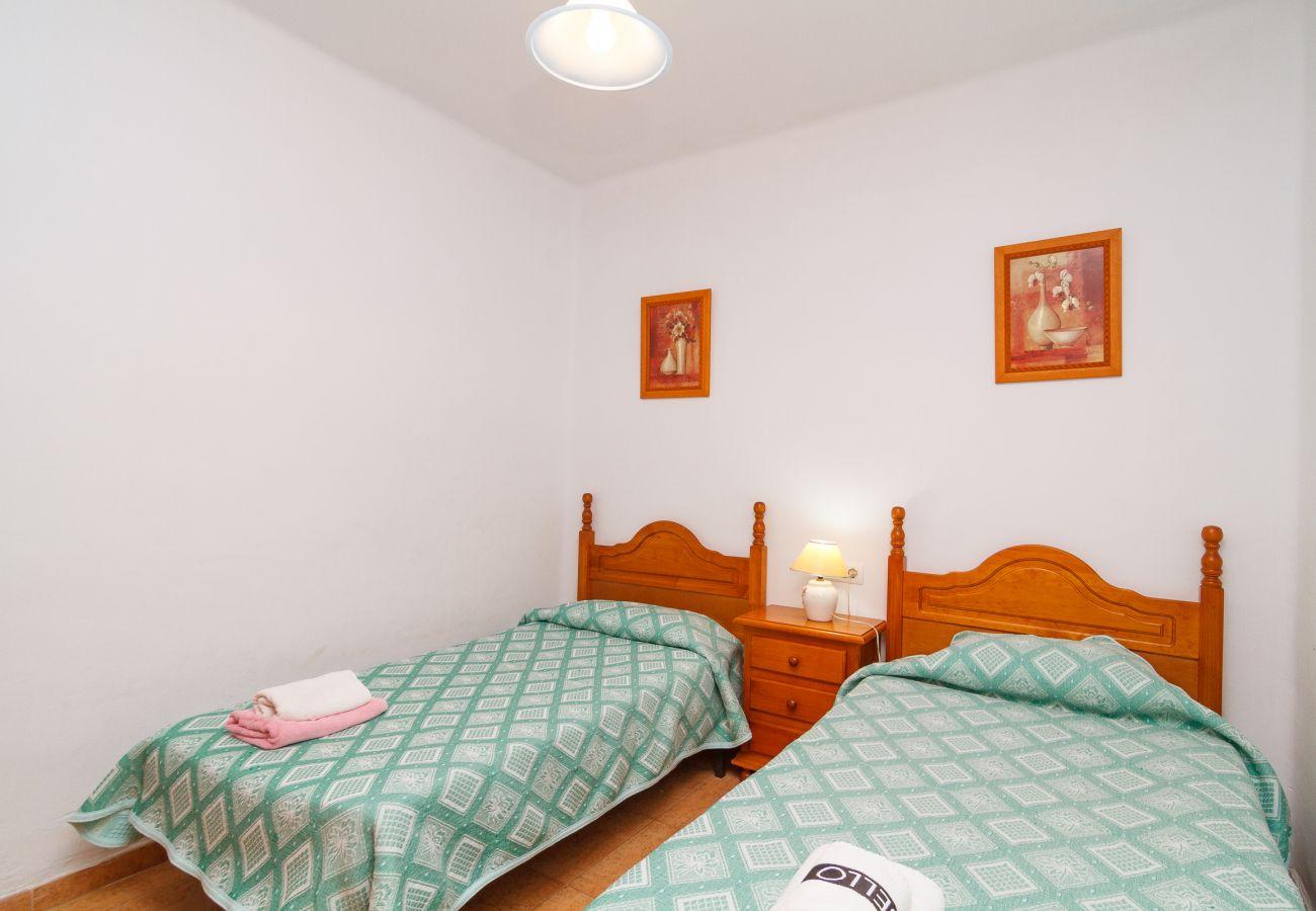 Villa à Nerja - Villa avec climatisation à800 mde la plage