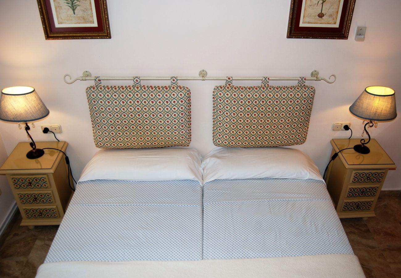 Appartement à Nerja - Appartement pour 6 personnes à100 mde la plage