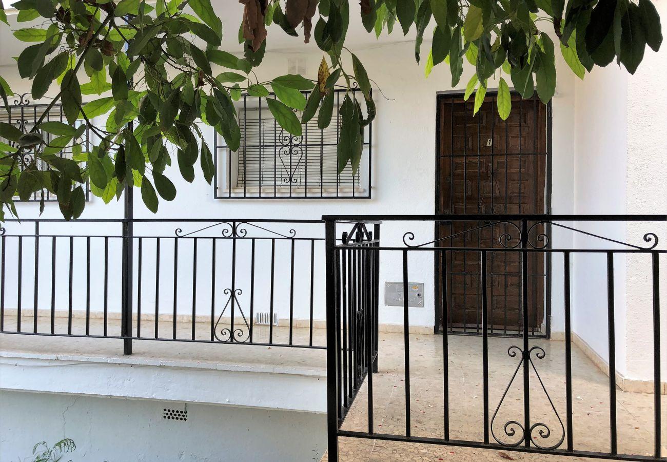 Appartement à Nerja - Appartement avec 2 chambres à600 mde la plage