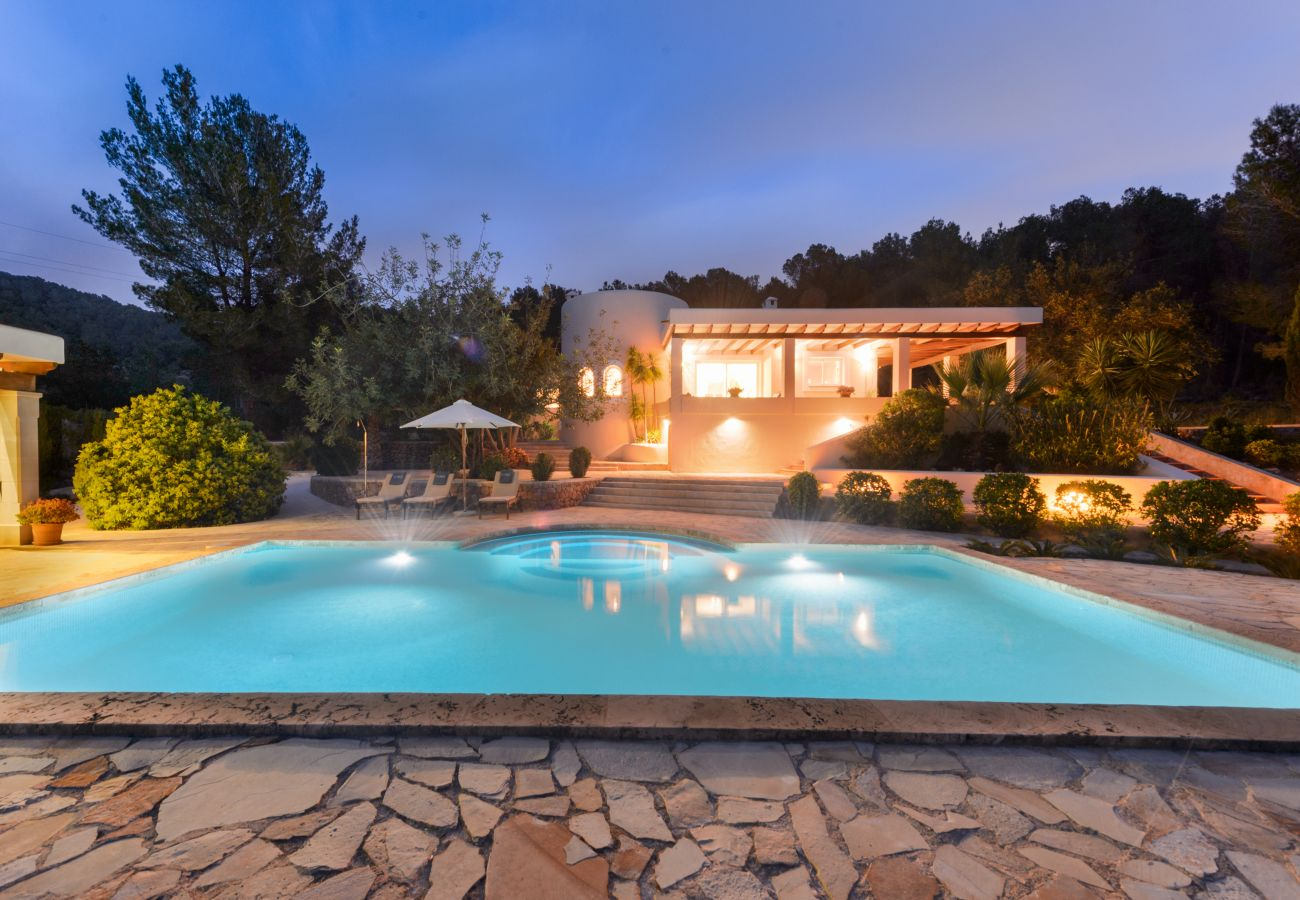 Villa à Ibiza - Villa avec 3 chambres à Ibiza