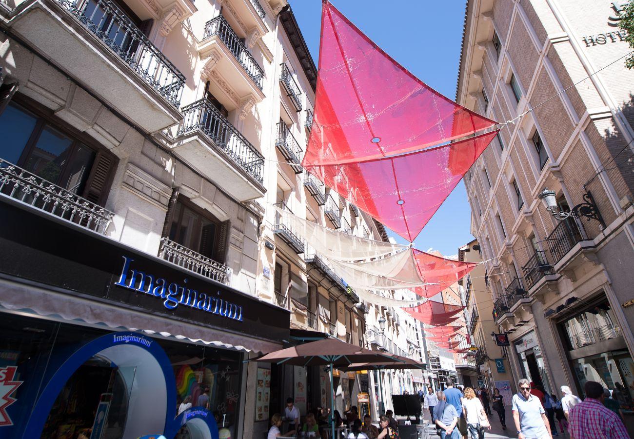 Appartement à Madrid - Apartment Madrid Downtown Puerta del Sol M (PRE4C)