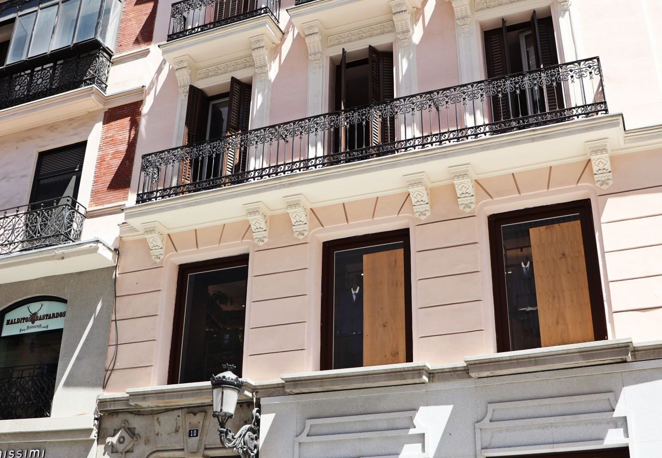 Appartement à Madrid - Apartment Madrid Downtown Puerta del Sol M (PRE2A)