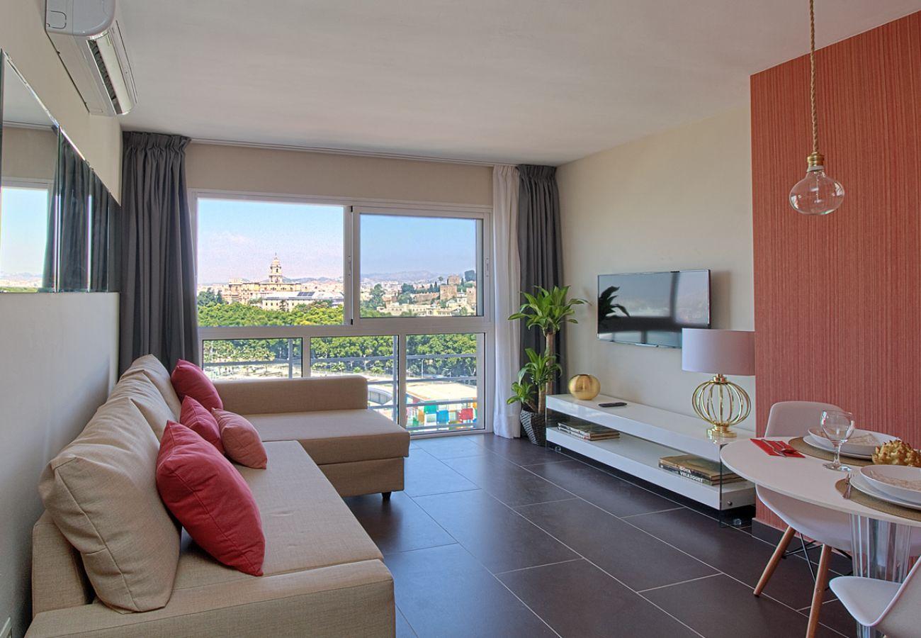 Appartement à Malaga - iloftmalaga Malagueta Urban Beach I