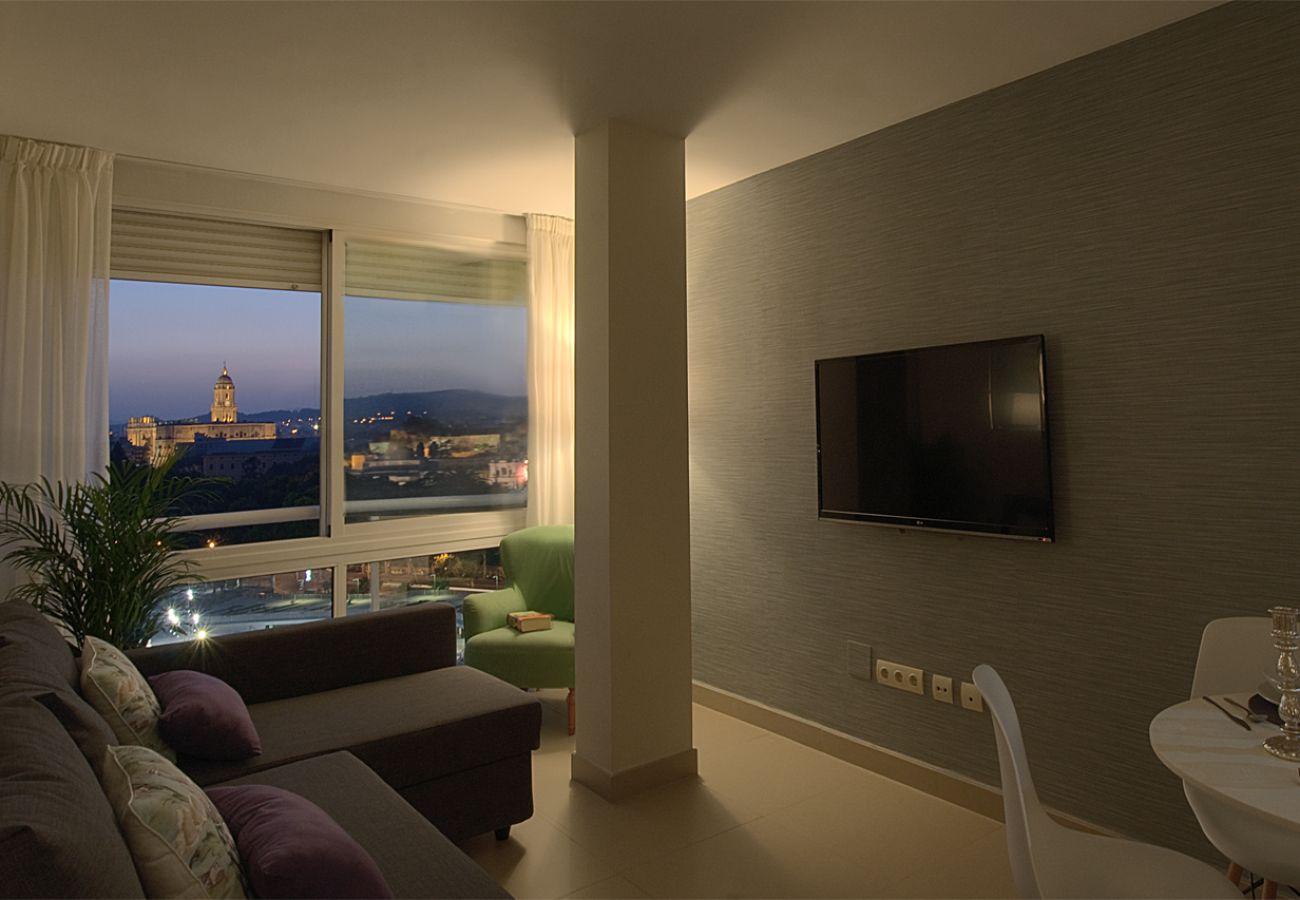 Appartement à Malaga - iloftmalaga Malagueta Urban Beach II